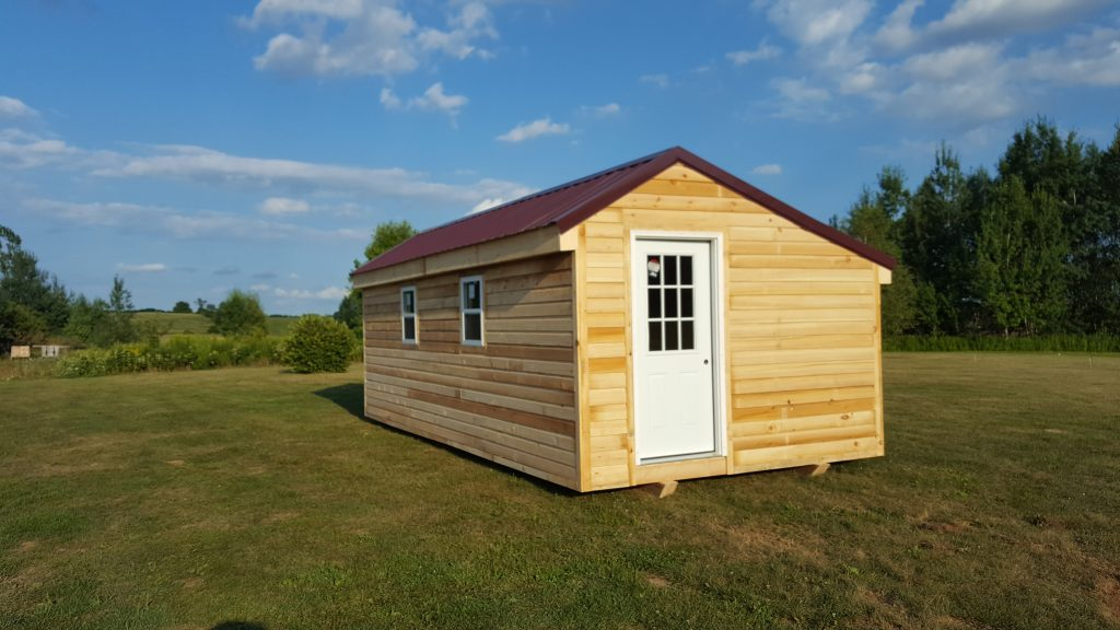 Custom Hand Built Cabins Hunting Camps And Small