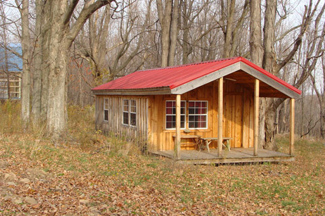 Custom Hand Built Buildings And Storage Sheds